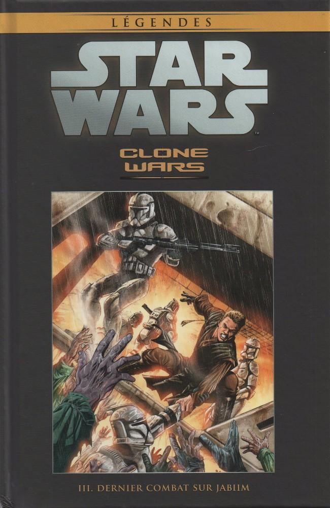 Couverture de Star Wars - Légendes - La Collection (Hachette) -1128- Clone Wars - III. Dernier combat sur Jabiim
