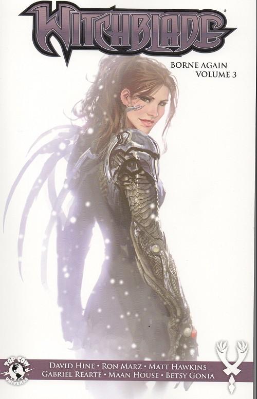 Couverture de Witchblade (1995) -INT19- Borne again vol.3