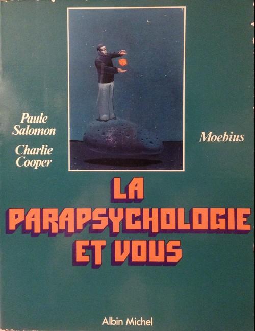 Couverture de (AUT) Giraud / Moebius - La parapsychologie et vous