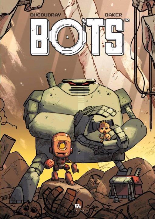 Couverture de Bots -1- Tome 1