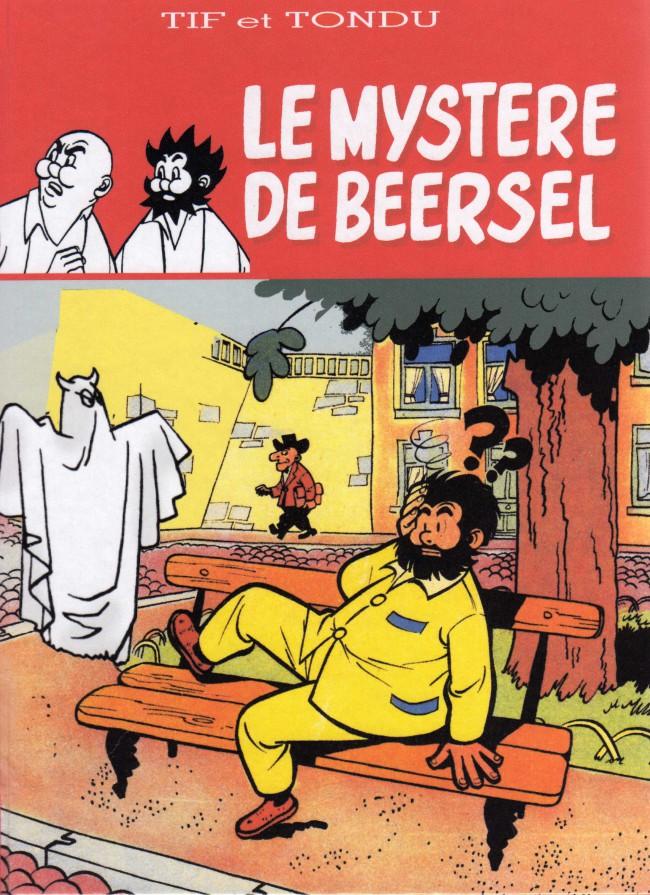 Couverture de Tif et Tondu -PIR3- Le mystère de Beersel