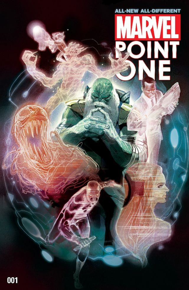 Couverture de All-New, All-Different Point One (2015) -1- All-New, All-Different Point One