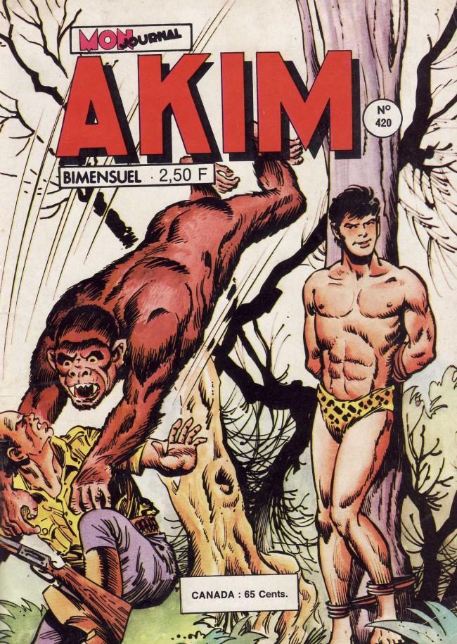 Couverture de Akim (1re série) -420- L'ultimatum