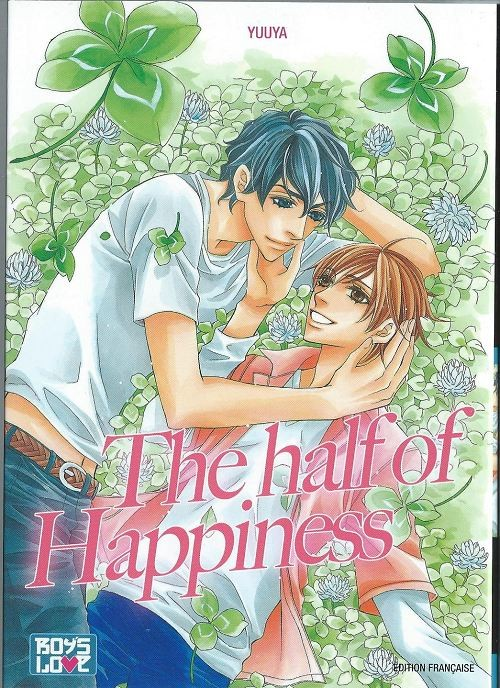Couverture de Half of Happiness (The) - The half of Happiness