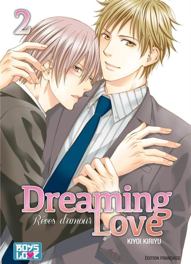 Couverture de Dreaming Love -2- Tome 2