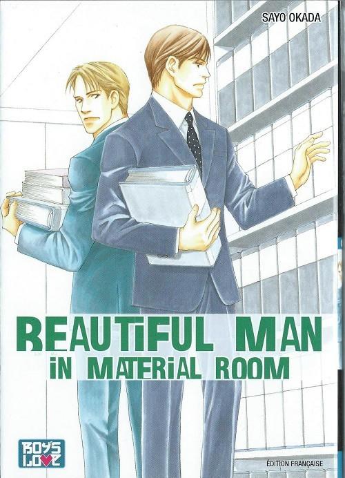 Couverture de Beautiful Man In Material Room