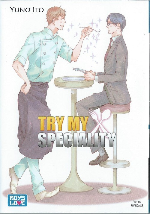 Couverture de Try My Speciality
