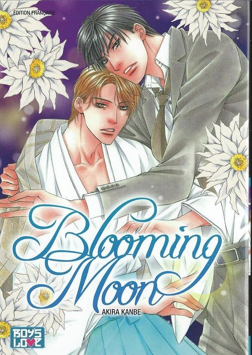 Couverture de Blooming Moon -1- Tome 1