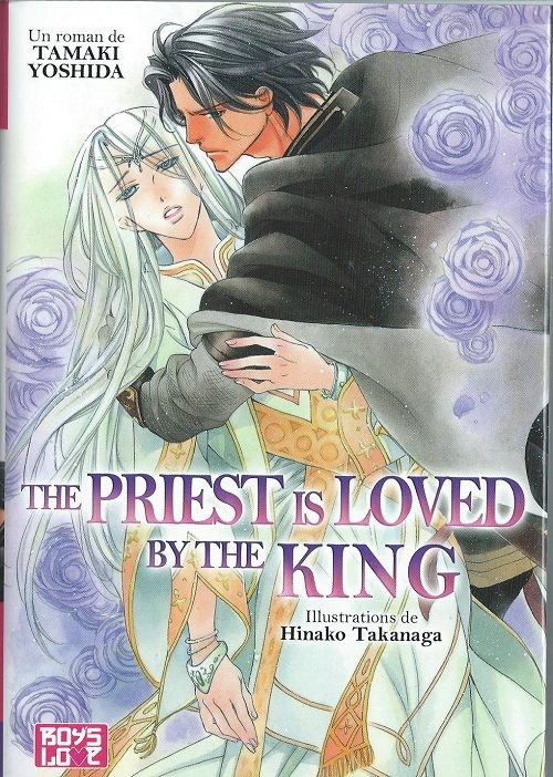Couverture de Priest & King -1- The Priest Is Loved By The King