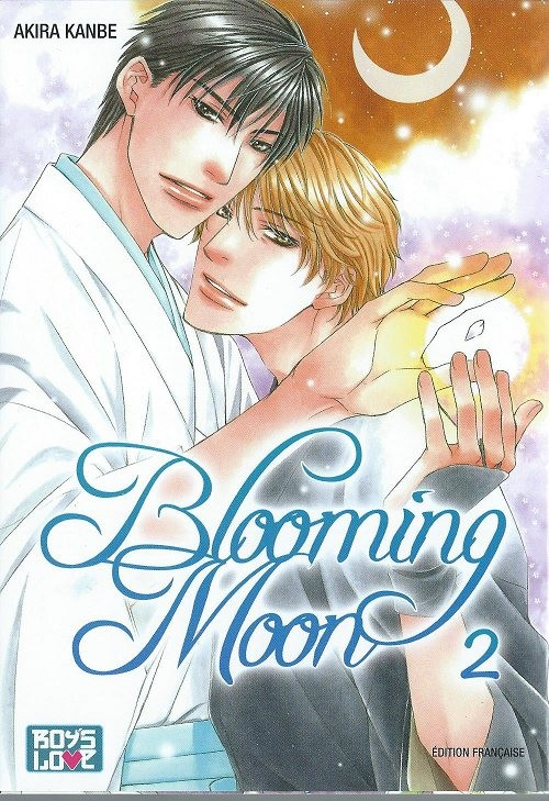 Couverture de Blooming Moon -2- Tome 2