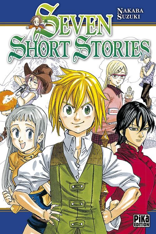 Couverture de Seven Deadly Sins -HS1- Seven Short Stories