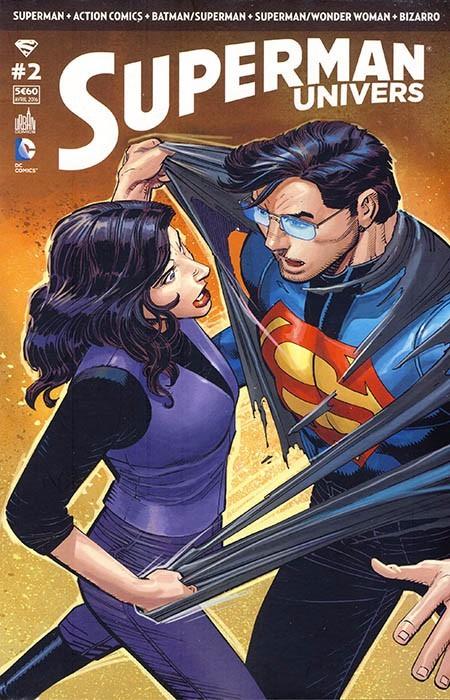 Couverture de Superman Univers -2- Numéro 2