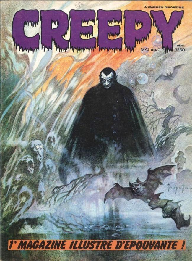 Couverture de Creepy (Publicness) -2- N°2