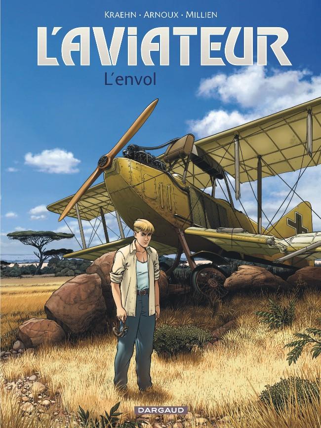 [BD] L'aviateur Couv_278132