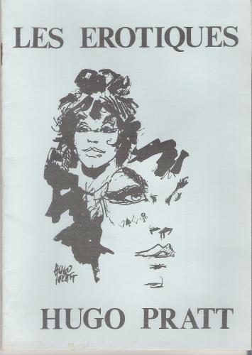 Couverture de (AUT) Pratt, Hugo -Pir- Les Erotiques