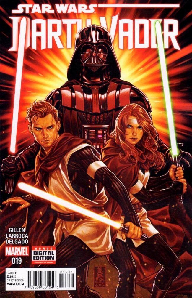 Couverture de Darth Vader (2015) -19- Book III, Part IV : The Shu-Torun War