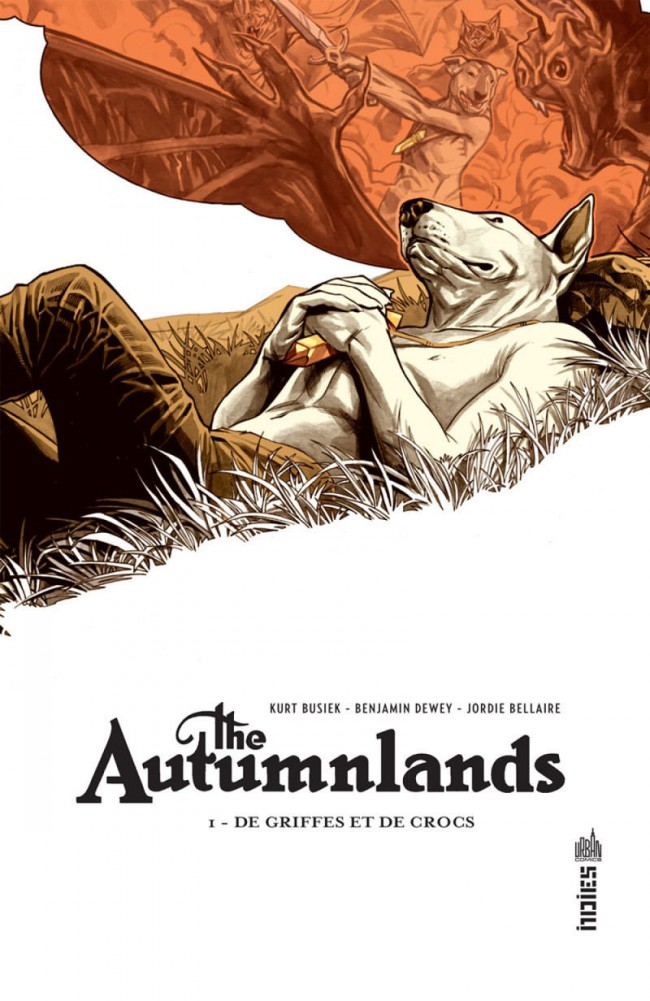 Couverture de Autumnlands (The) -1- De griffes et de crocs