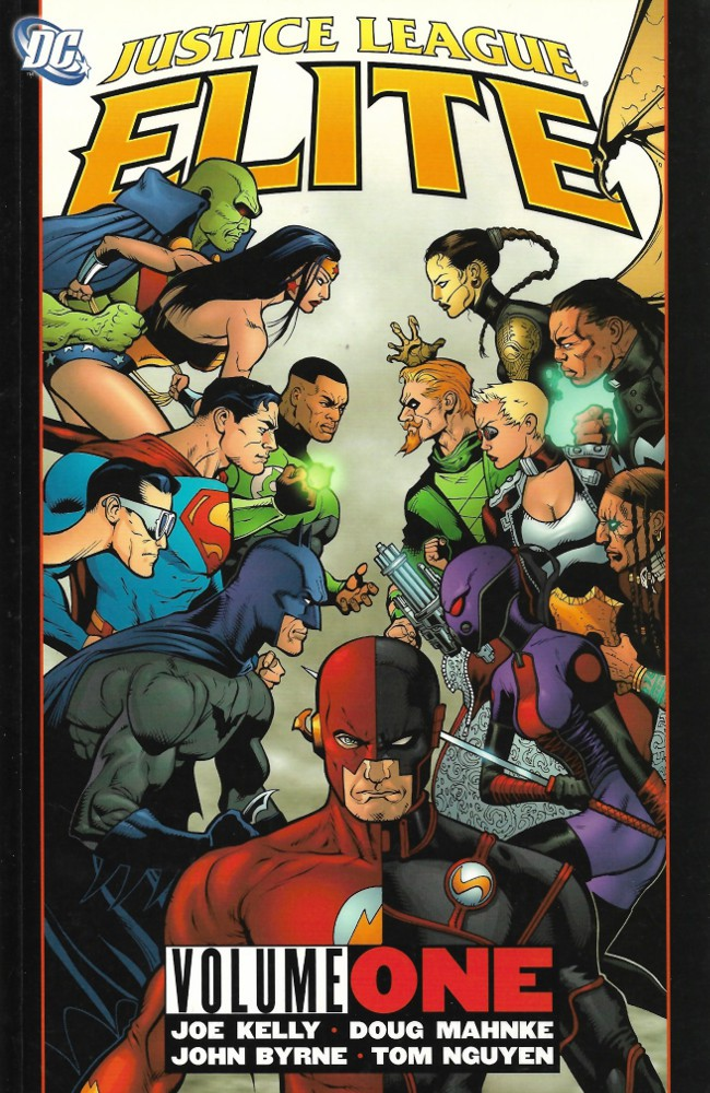 Couverture de Justice League Elite (2004) -INT1- Volume One