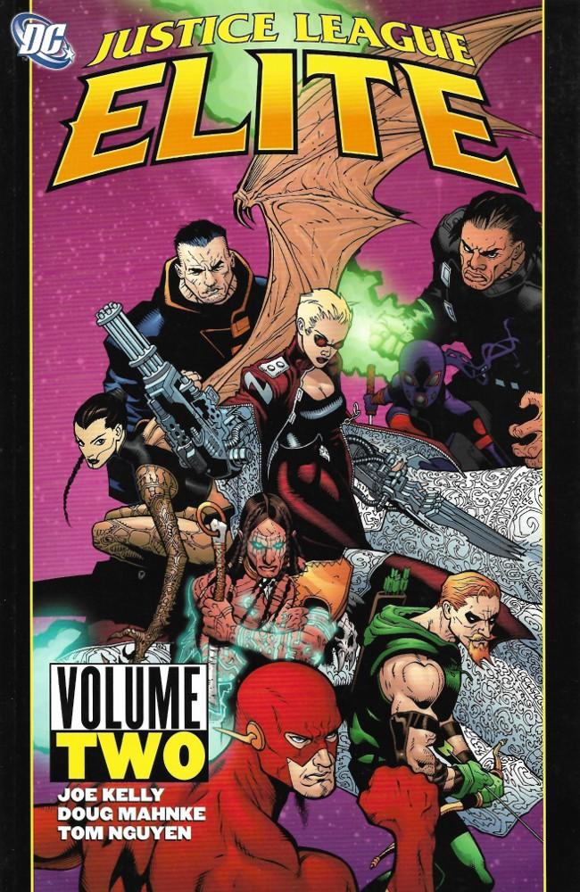 Couverture de Justice League Elite (2004) -INT2- Volume Two