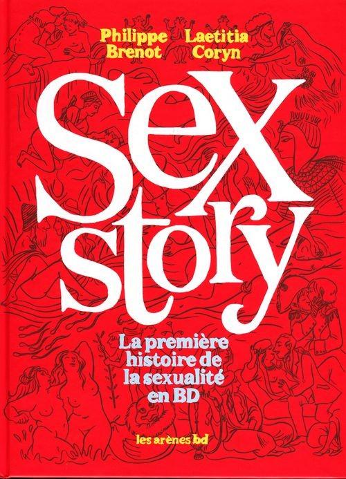 Couverture de Sex story / Une histoire du sexe -1- Sex story