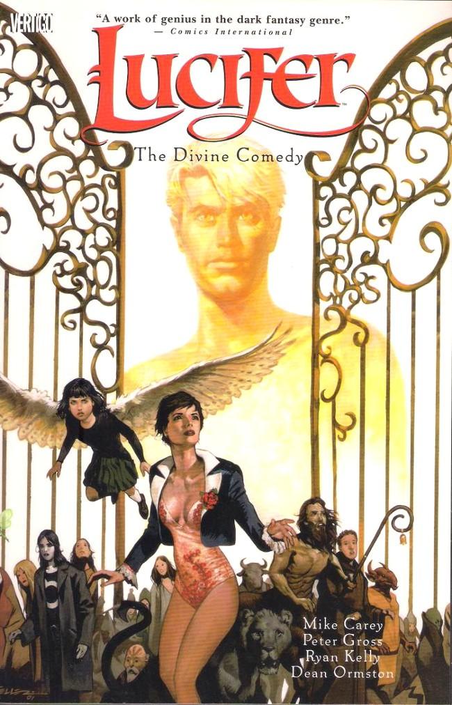 Couverture de Lucifer (2000) -INT04- The Divine Comedy