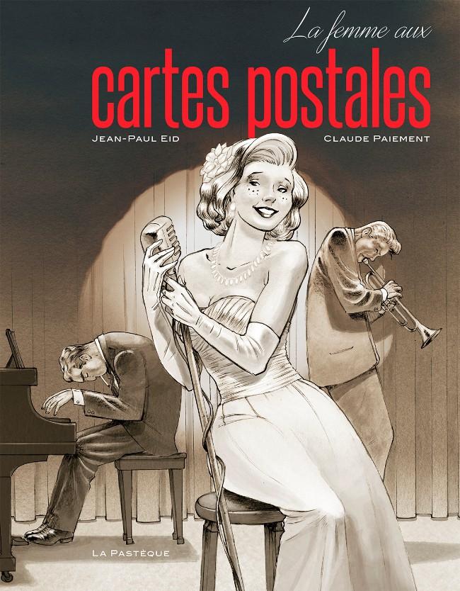 La Femme aux cartes postales One Shot PDF