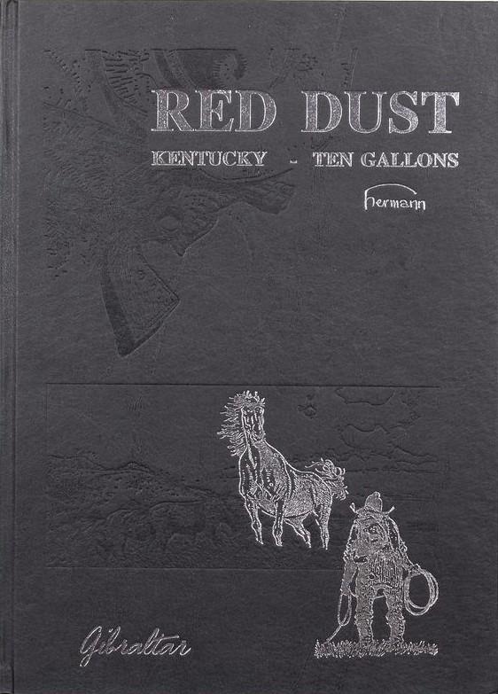 Couverture de Comanche -HS1- Red Dust, Kentucky, Ten Gallons