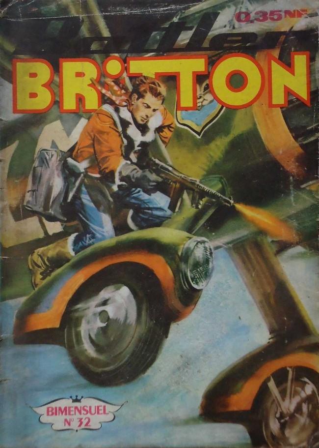 Couverture de Battler Britton -32- Les agapes de Noel