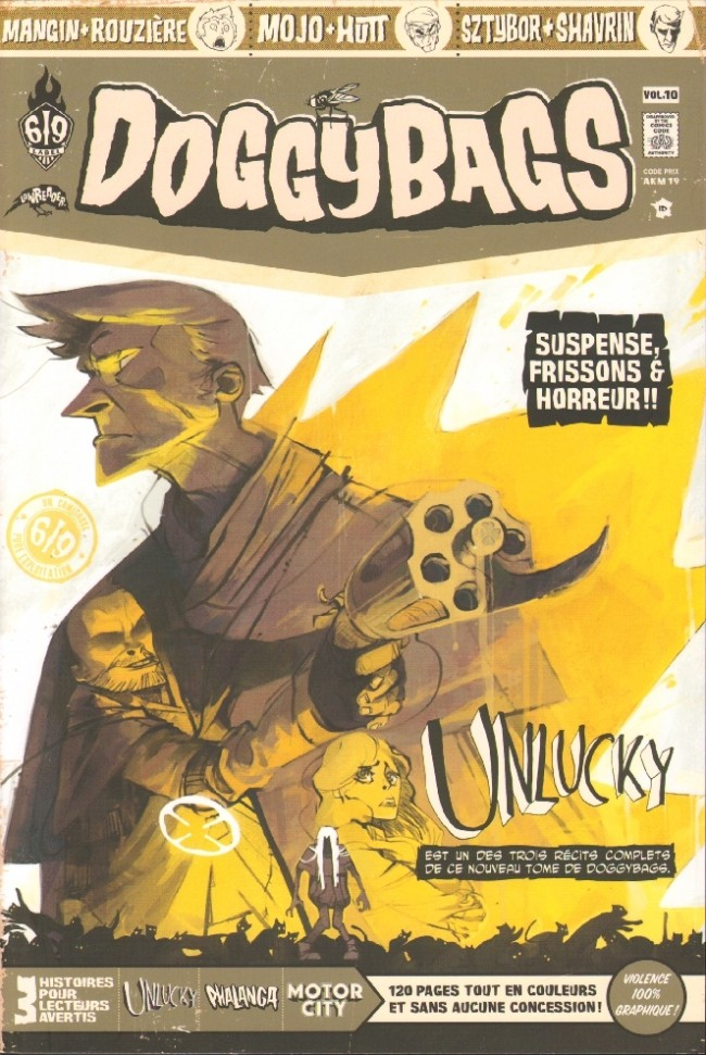 Couverture de Doggybags -10- Volume 10