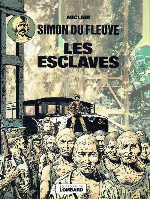 Couverture de Simon du Fleuve -2- Les esclaves