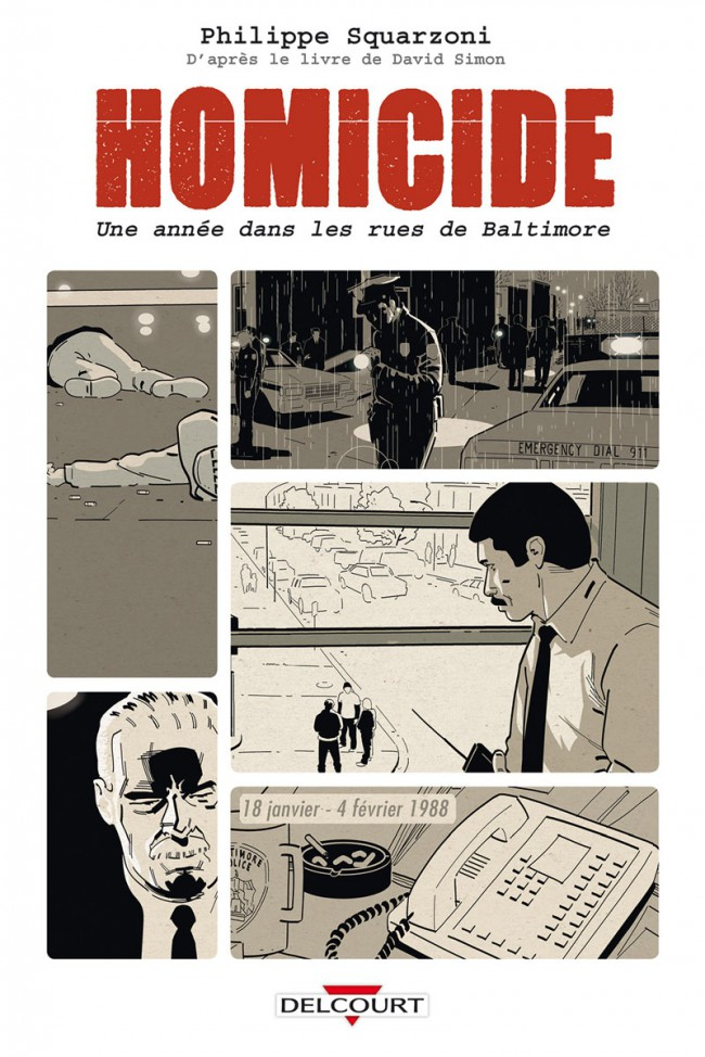 Homicide One shot PDF