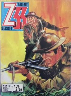 Couverture de Z33 agent secret -70- Le plus important...