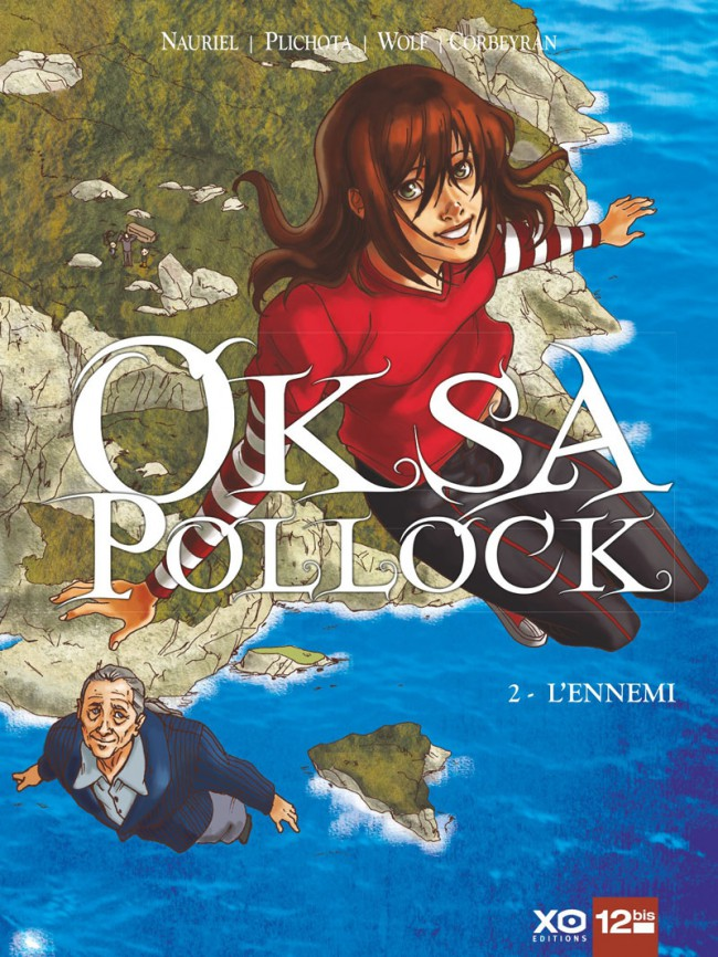Couverture de Oksa Pollock -2- L'Ennemi