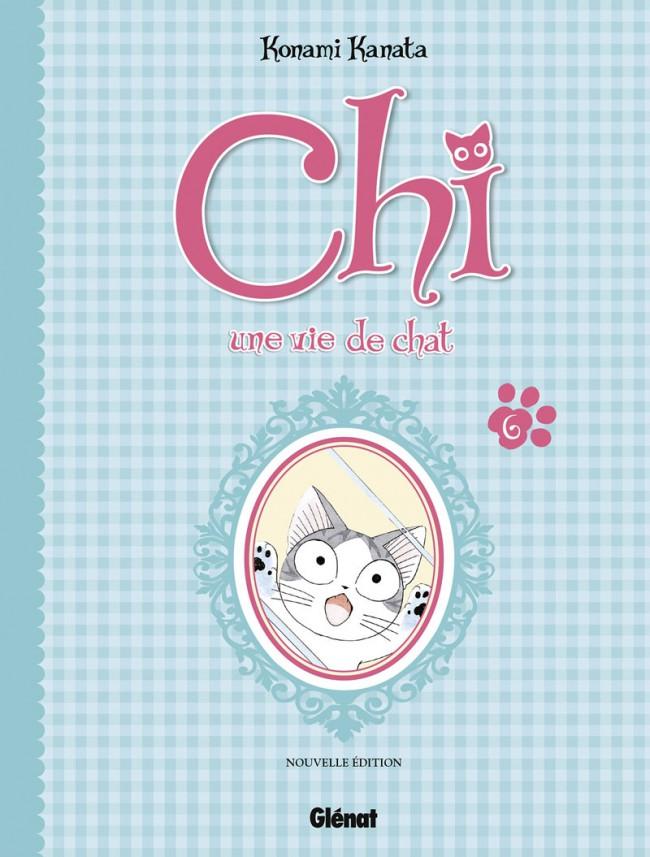 Couverture de Chi - Une vie de chat (grand format) -6- Tome 6