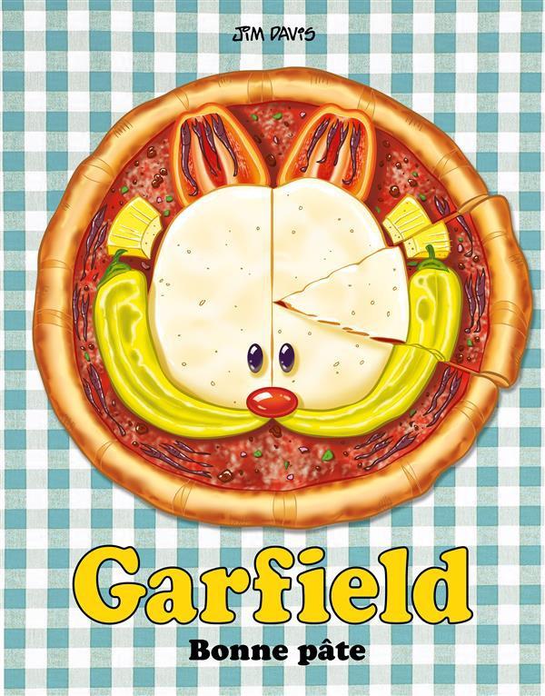 Couverture de Garfield -62- Bonne pâte