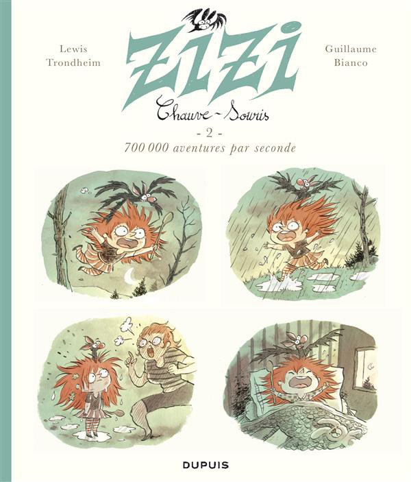 Zizi Chauve-Souris Tomes 1 et 2 PDF