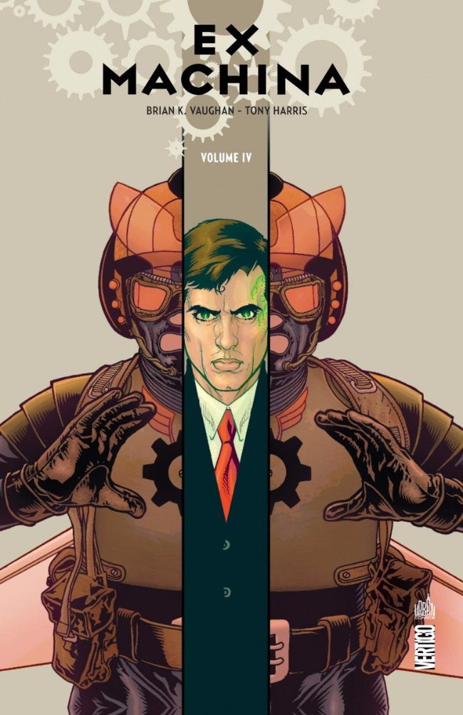 Couverture de Ex Machina (Urban Comics) -4- Volume IV