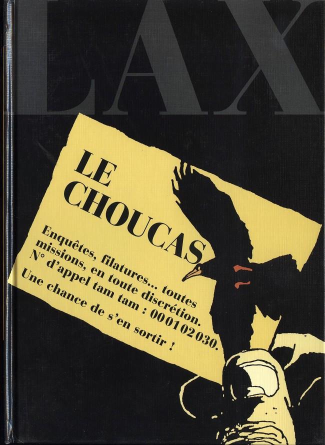 Couverture de Le choucas -DP- Dossier de presse
