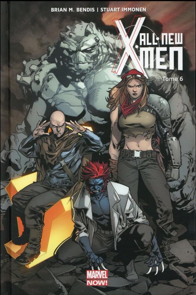 Couverture de All-New X-Men (Marvel Now! - 2014) -6- Un de moins