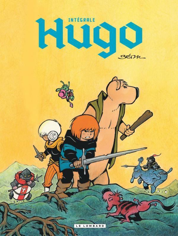 Couverture de Hugo (Bédu) -INT- Intégrale
