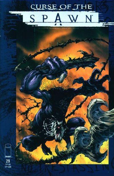 Couverture de Curse of the Spawn (1996) -29- Last Rites