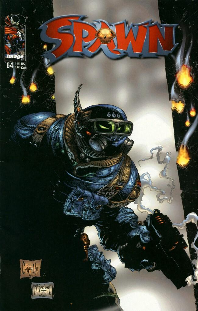 Couverture de Spawn (1992) -64- Checkmate