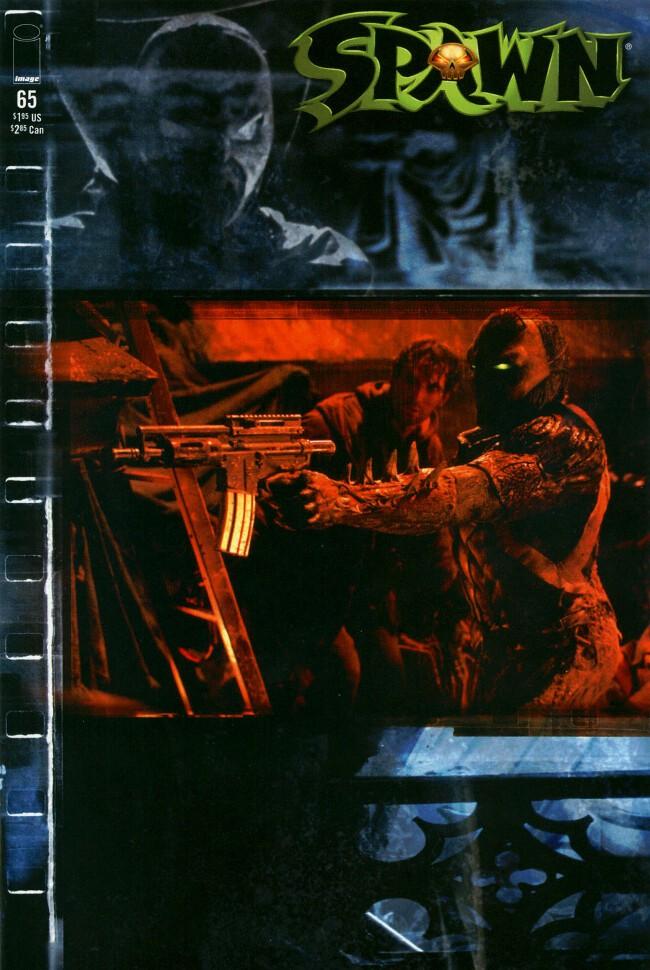 Couverture de Spawn (1992) -65- The Past