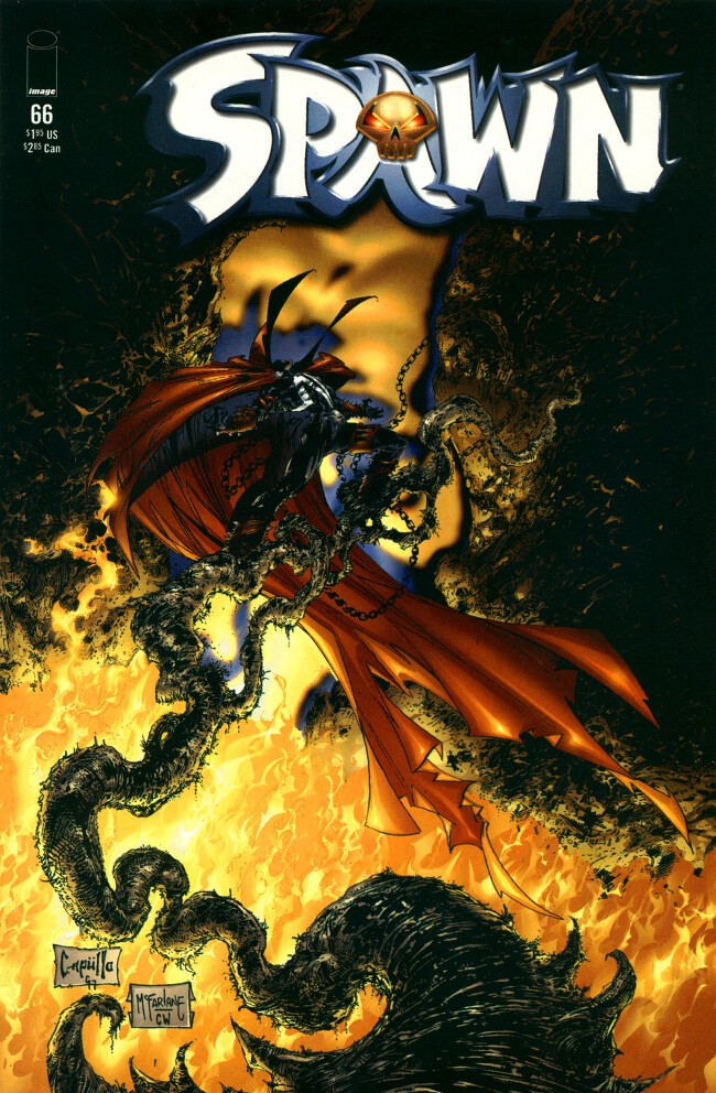 Couverture de Spawn (1992) -66- Demons