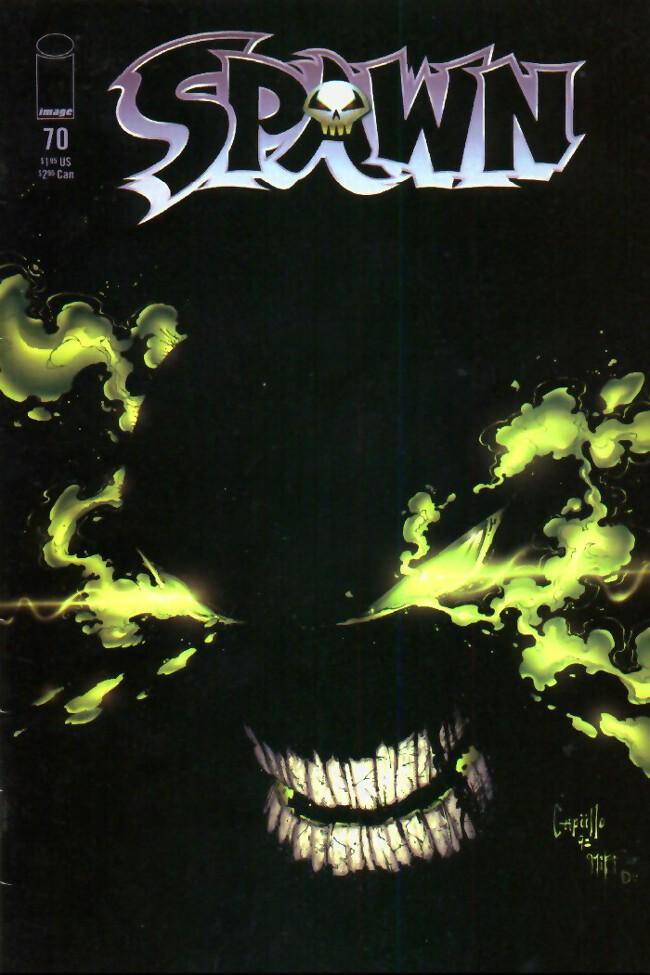 Couverture de Spawn (1992) -70- Darkness
