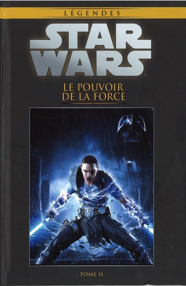 Couverture de Star Wars - Légendes - La Collection (Hachette) -1446- Le pouvoir de la Force - Tome 2