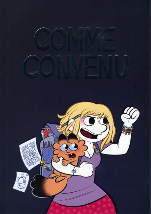 Couverture de Comme convenu -1- Tome 1