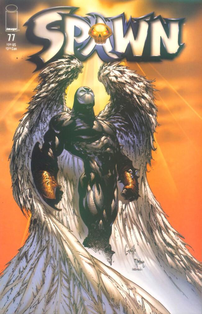 Couverture de Spawn (1992) -77- Relics