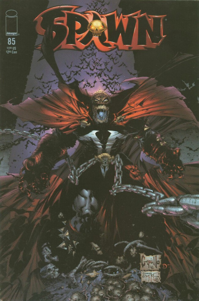 Couverture de Spawn (1992) -85- Endgame