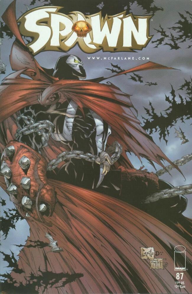 Couverture de Spawn (1992) -87- Folklore